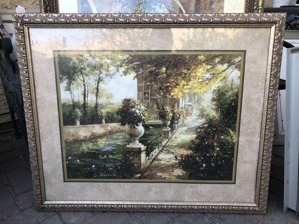 3 Beautiful Art Frames