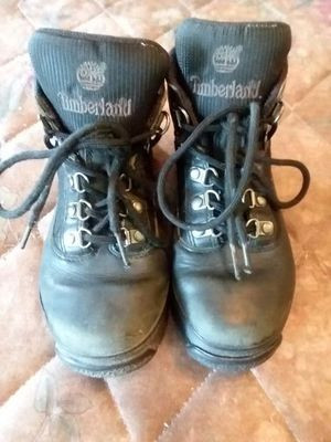 Timberland boots size 13 1/2M kid shoes $15 for Sale in Columbus, OH