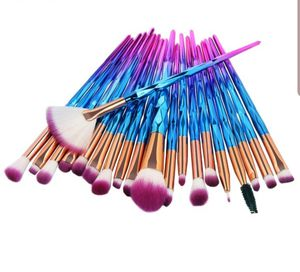 NEW 20 Piece MakeUp Brush set, Cosmetic brushes for Sale in Sarasota, FL