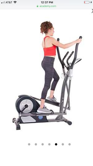 Body Power Programmable Magnetic Elliptical Trainer for Sale in Atlanta, GA