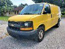 Drives amazing 2016 Chevy Express cargo Van cold air new tires excellent running condition clean title good miles many vans to choose from for Sale in Miramar, FL