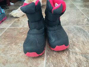 Kids snow boots size 2 for Sale in Tigard, OR