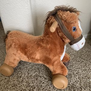 Babys Ride On Horse With Sounds for Sale in Phoenix, AZ