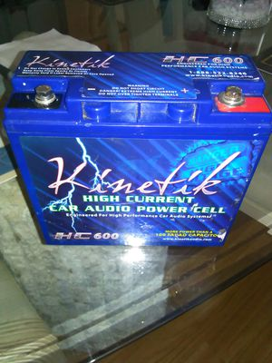 Car audio battery for Sale in Cleveland, OH