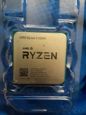 AMD RYZEN 3 2600G for Sale in Trenton, MI