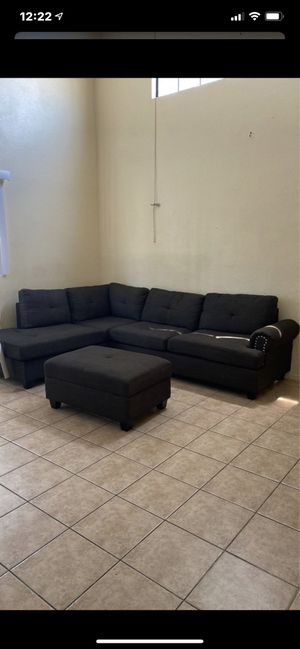 Brand new sectional couch for Sale in Hemet, CA