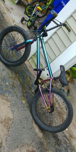 Oil slick bmx for Sale in West Simsbury, CT