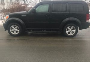 2007 Dodge Nitro...Ready to go...Clean inside and out...Great for the snow 4×4 for Sale in Waterbury, CT
