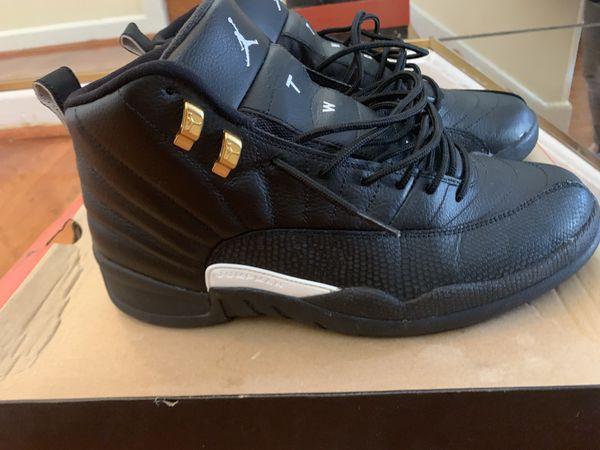 Air Jordan 12 retros size 10.5 excellent condition