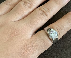 925 silver ring unisex, size 9 1/2 for Sale in Whittier, CA
