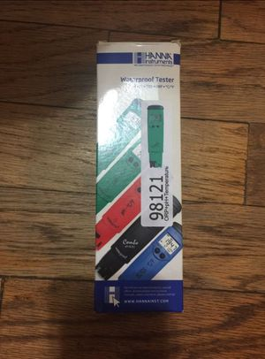 HANNA WATERPROOF WATER TESTER for Sale in Bronx, NY