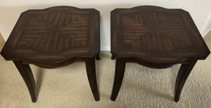 Ashley Furniture Coffee Table and 2 End Tables for Sale in Folsom, CA