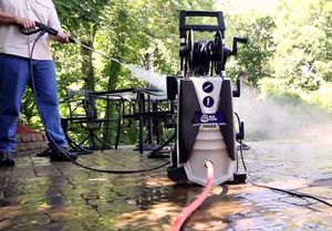 AR390SS electric pressure washer (One Day Sale) for Sale in Mableton, GA