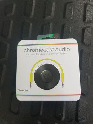 Google chromecast Audio for Sale in Pembroke Pines, FL