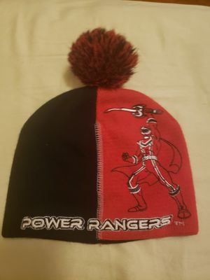 Boys power rangers pom stocking cap for Sale in Madison Heights, VA