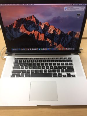"""MacBook Pro 15"""" 2014 i7 / 16GB / 256GB (NO TRADE) for Sale in Miami, FL"""