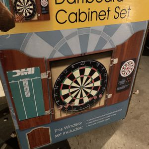 NEW In BOX! Windsor Electronic Dartboard for Sale in West Hartford, CT