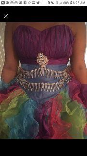 Quinceañera Dress for Sale in Kissimmee, FL