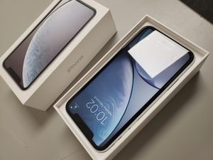 iPhone XR BRAND NEW NEVER USED 💥 🔥 Factory Unlocked 64 GB💯 FIRM PRICE ‼️ for Sale in Lombard, IL