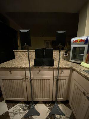 Yamaha 5 Speaker 🔊 Set for Sale in Springfield, VA