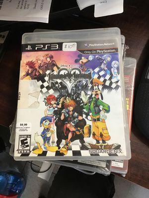 PS3 Game - Kingdom of hearts HD 1.5 remix for Sale in Bakersfield, CA