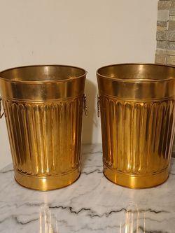 Copper Waist Baskets for Sale in Norcross,  GA