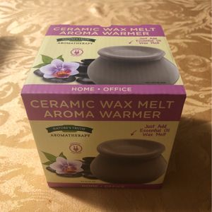 Nature's Truth / Wax Melt Aroma Warmer for Sale in Orting, WA