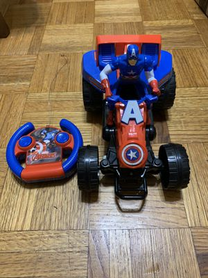 Captain America RC ATV for Sale in Chicago, IL