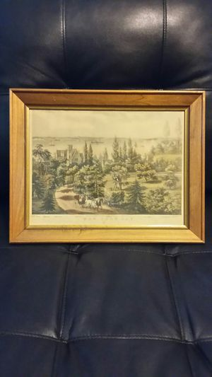 Currier and Ives lithographs. for Sale in Avon Park, FL