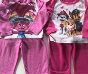 Baby/Toddler Girls Pajama sets for Sale in Seattle,  WA