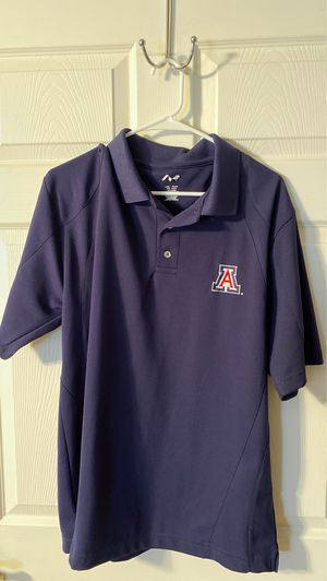 U of A polo large for Sale in Fort McDowell, AZ