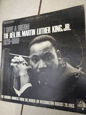 Martin Luther King JR vinyl records for Sale in Lexington, KY