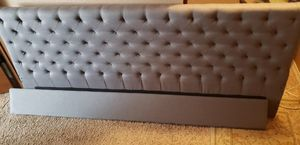 Tufted Daybed headboard and footboard for Sale in Colorado Springs, CO