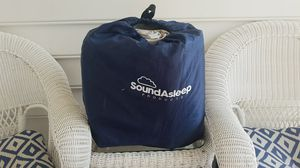 Sound Asleep camping queen air mattress #NEW for Sale in Raleigh, NC
