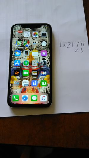 Boost Mobile iPhone X for Sale in Browns Mills, NJ