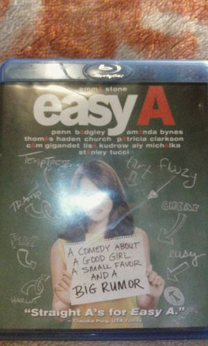 Easy A Blu-ray Disc for Sale in US