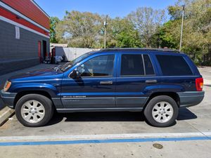 01 Jeep Grand Cherokee Laredo WJ for Sale in Tampa, FL
