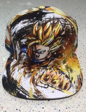 Dragonball z SnapBack Hat. Brand new for Sale in Parma, OH