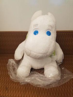 Moomin Soft Plushie for Sale in Santa Ana, CA