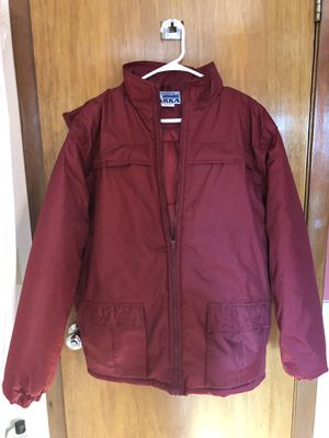 HABANDS ICE HOUSE PARKA woman's red color for Sale in Wichita, KS