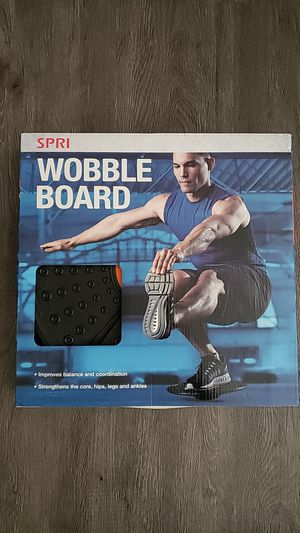 WOBBLE BOARD Exercise Fitness Balance Training BRAND NEW **PICKUP TODAY** for Sale in Fresno, CA