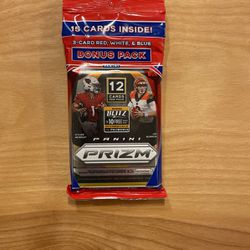 2020 Panini Prizm Football cello/value pack for Sale in McCleary,  WA