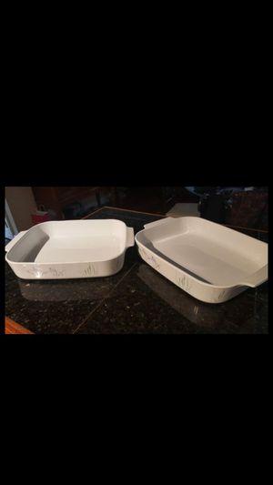 2 piece set CorningWare dishes for Sale in Manassas, VA