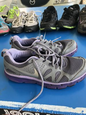 Nike flex trail shoes for Sale in Forest Heights, MD