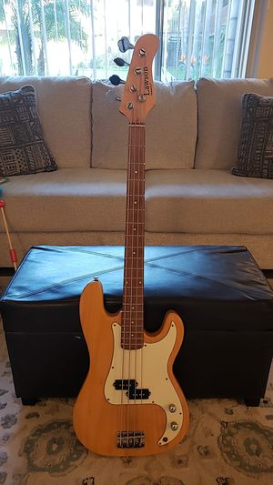 Lawson Electric Bass guitar for Sale in Anaheim, CA