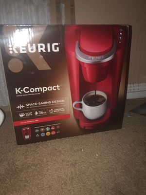 Keurig single cup coffee maker for Sale in Las Vegas, NV