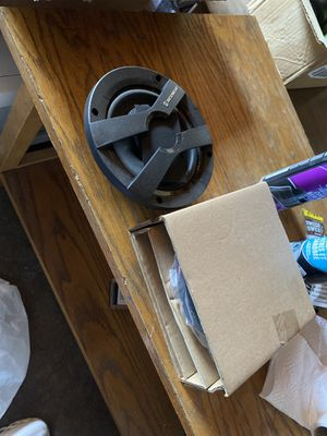 Car audio speakers for Sale in Atwater, CA