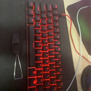 Anne pro 2 keyboard mx red switches for Sale in Windsor, CT