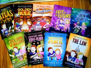 The turtle twins collection books for Sale in Mount Vernon, WA