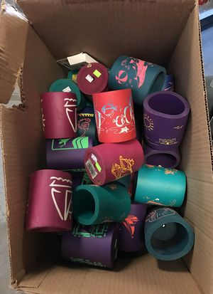 Box o beer koozies!! About 40 pieces. $20 for the whole box. for Sale in Mesa, AZ